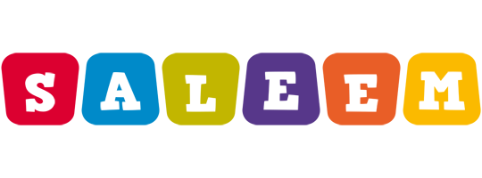 Saleem daycare logo