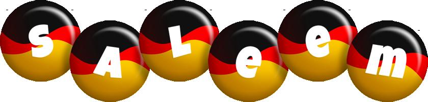 Saleem german logo