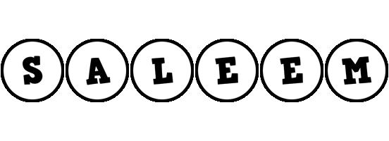 Saleem handy logo