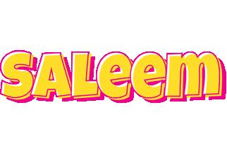 Saleem kaboom logo