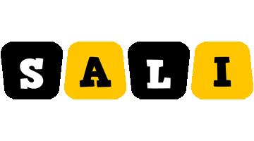 Sali boots logo