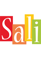 Sali colors logo