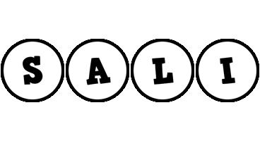 Sali handy logo