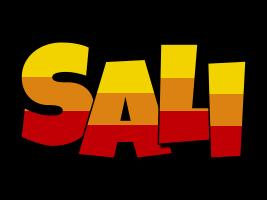 Sali jungle logo