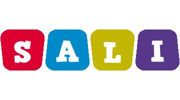 Sali kiddo logo