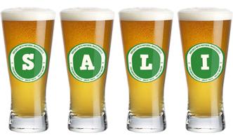 Sali lager logo