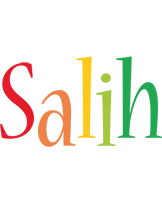 Salih birthday logo