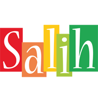 Salih colors logo