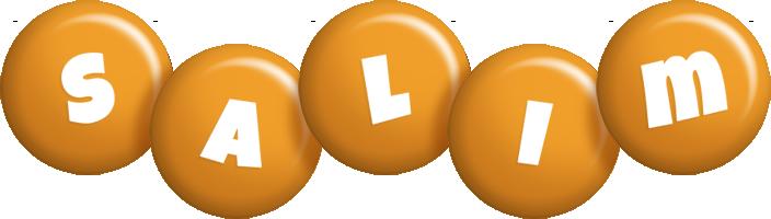 Salim candy-orange logo