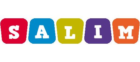 Salim daycare logo
