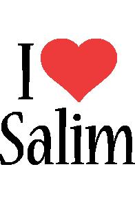 Salim i-love logo