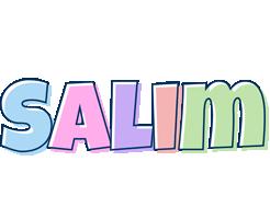 Salim pastel logo