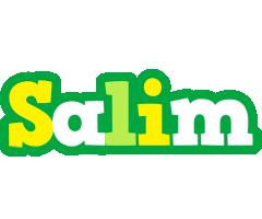 Salim soccer logo