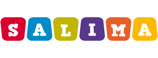 Salima daycare logo