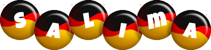 Salima german logo