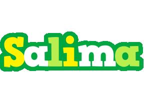 Salima soccer logo