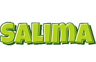 Salima summer logo