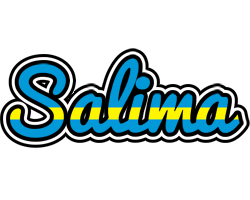 Salima sweden logo