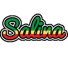 Salina african logo