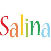 Salina birthday logo