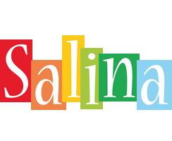 Salina colors logo
