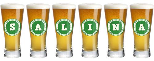 Salina lager logo