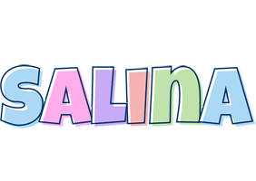 Salina pastel logo
