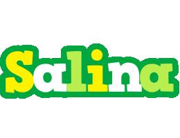 Salina soccer logo