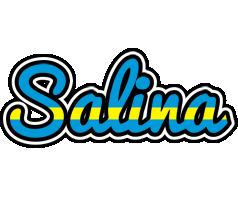 Salina sweden logo