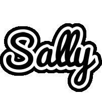 Sally chess logo