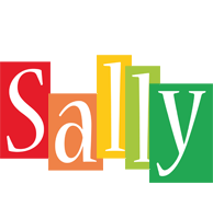 Sally colors logo