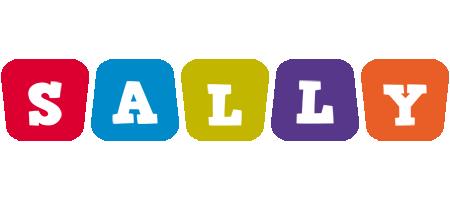 Sally daycare logo