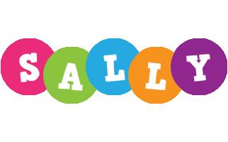 Sally friends logo