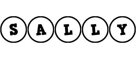 Sally handy logo