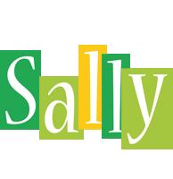 Sally lemonade logo