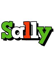 Sally venezia logo