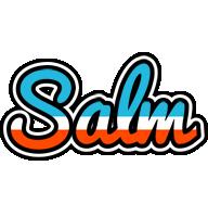 Salm america logo