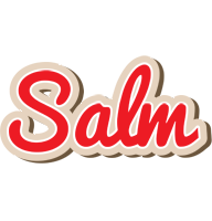 Salm chocolate logo