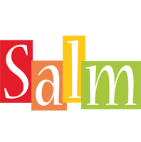 Salm colors logo