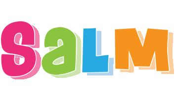 Salm friday logo