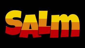 Salm jungle logo
