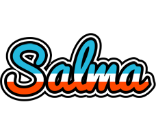 Salma america logo
