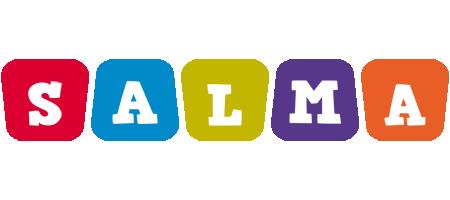 Salma daycare logo