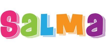 Salma friday logo