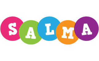 Salma friends logo