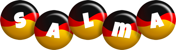 Salma german logo