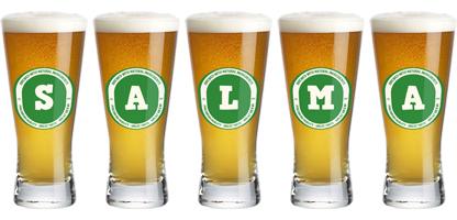 Salma lager logo