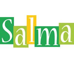 Salma lemonade logo