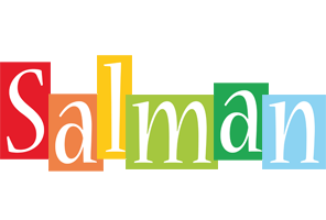 Salman colors logo