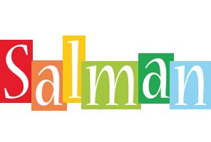 Salman Logo Name Logo Generator Smoothie Summer Birthday